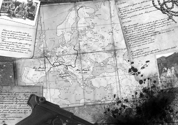 Sine Requie Terre Perdute, mappa Sine Requie, cartina Sine Requie, Francia Sine Requie, Spagna Sine Requie, Inghilterra Sine Requie, Regno Unito Sine Requie