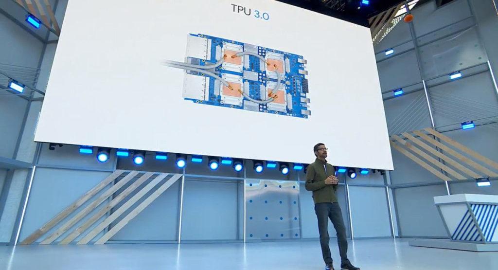 Google I/O 2018, TPU 3.0