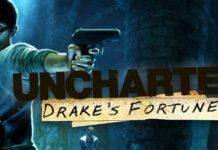 Uncharted copertina