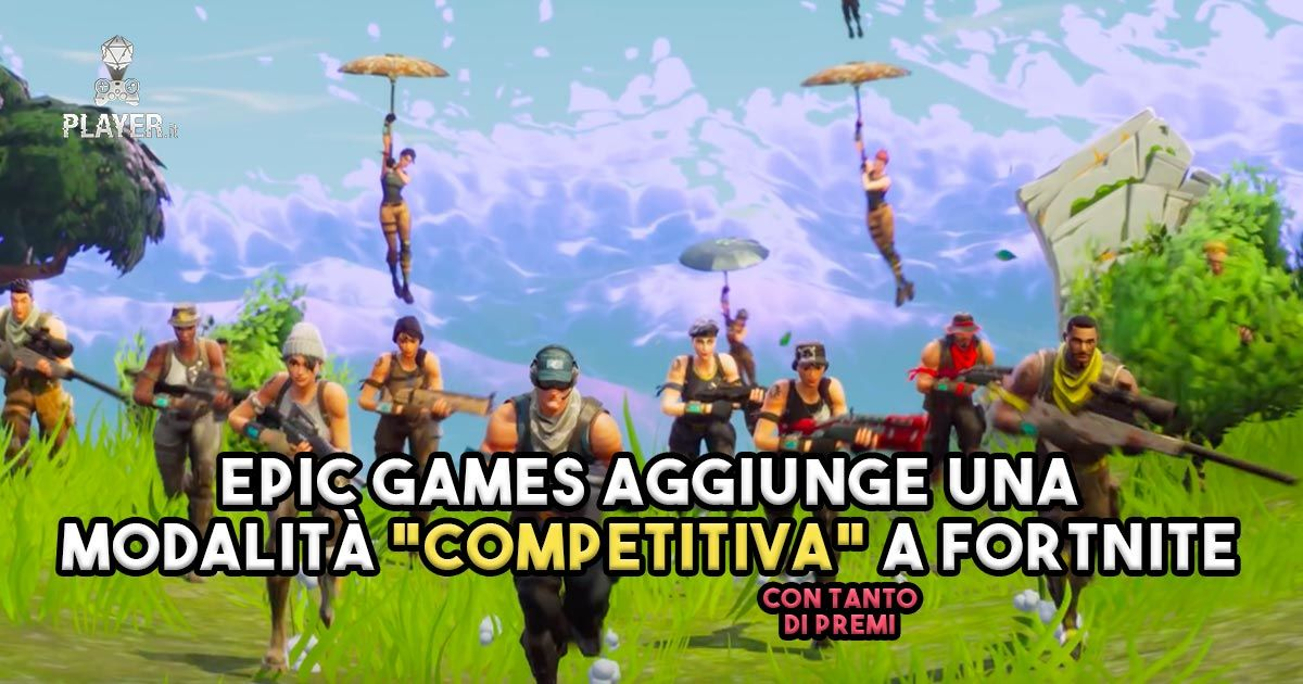 Fortnite Ranked competitiva duello solitario