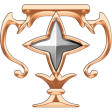 little witch academia trofeo di bronzo