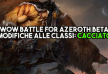 WoW Battle for Azeroth Beta - Le modifiche alle classi: Cacciatore