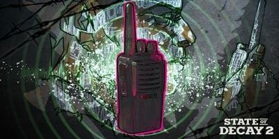 state of decay 2 radio