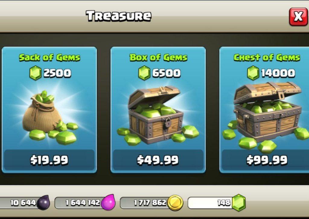 clash royale ottenere gemme gratis