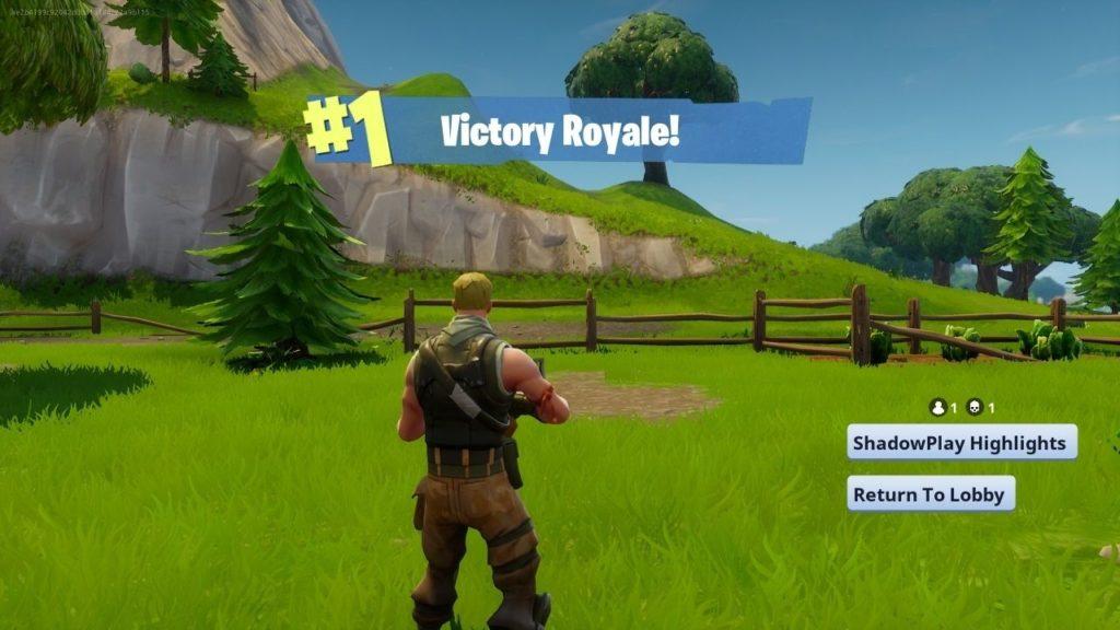 Fortnite battle royale successo
