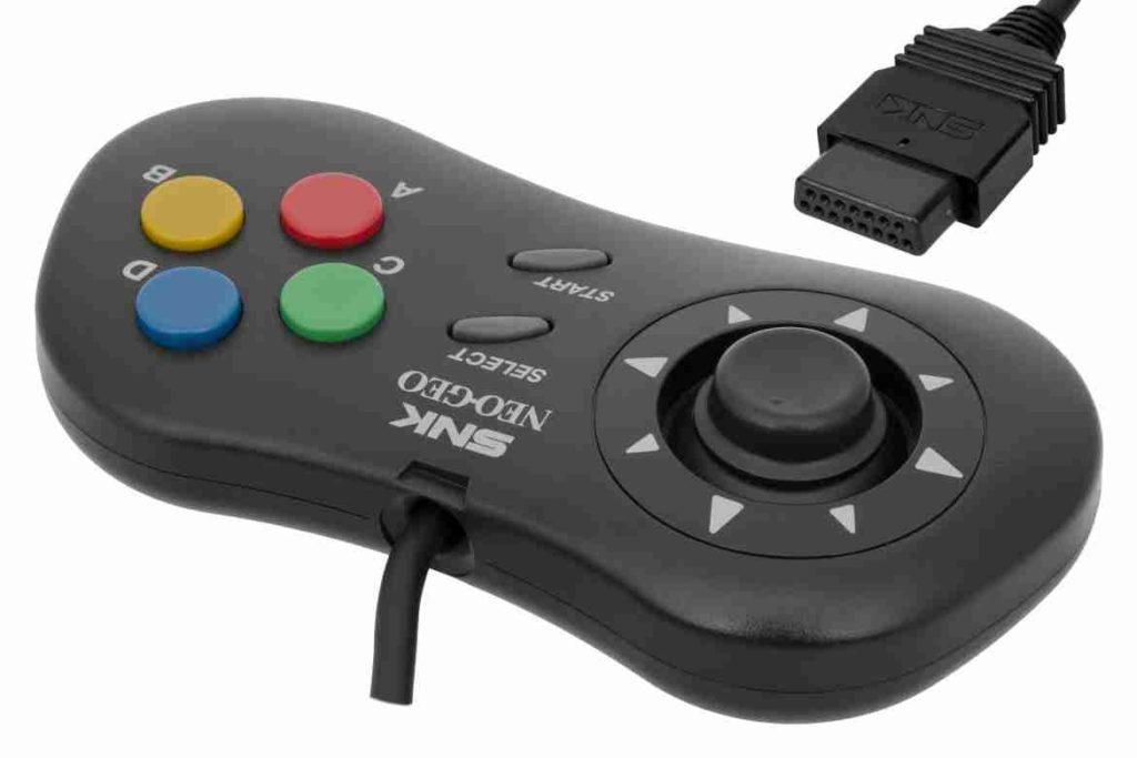 Neo Geo Mini joypad controller snk neo geo cd