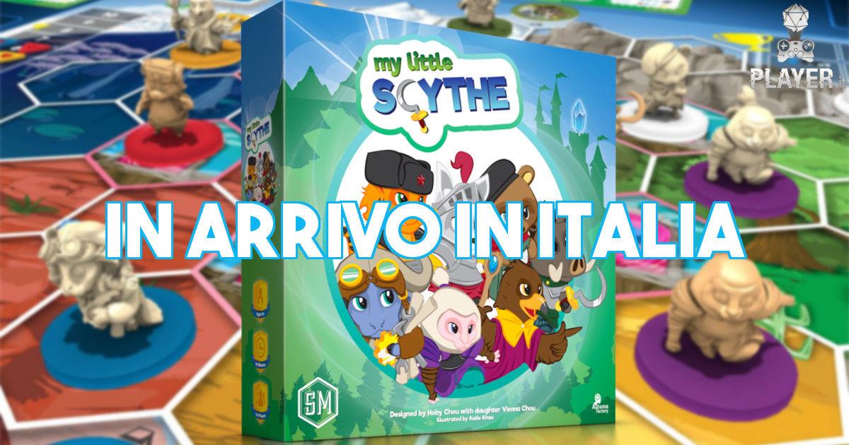 My Little Scythe arriva in Italia