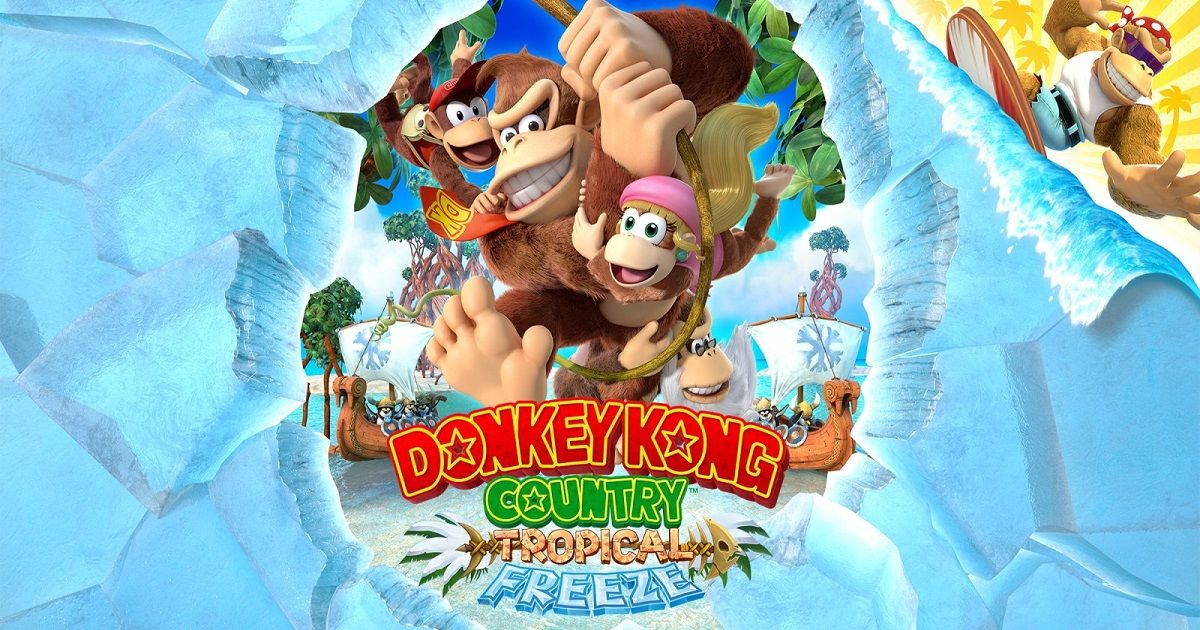 Donkey Kong Country: Tropical Freeze Guida