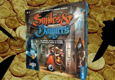 Recensione di Smiles & Daggers, il gioco del tradimento