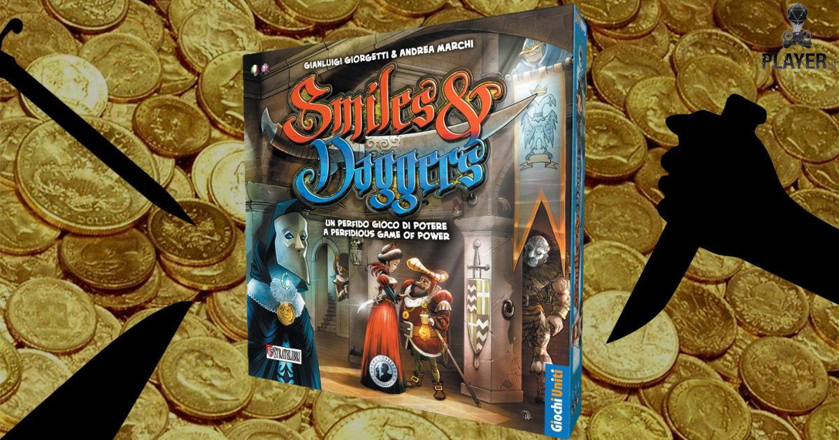 Smiles & Daggers, il gioco del tradimento