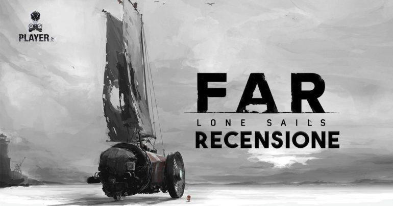 FAR - Copertina