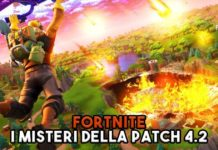 Fortnite misteri patch 4.2