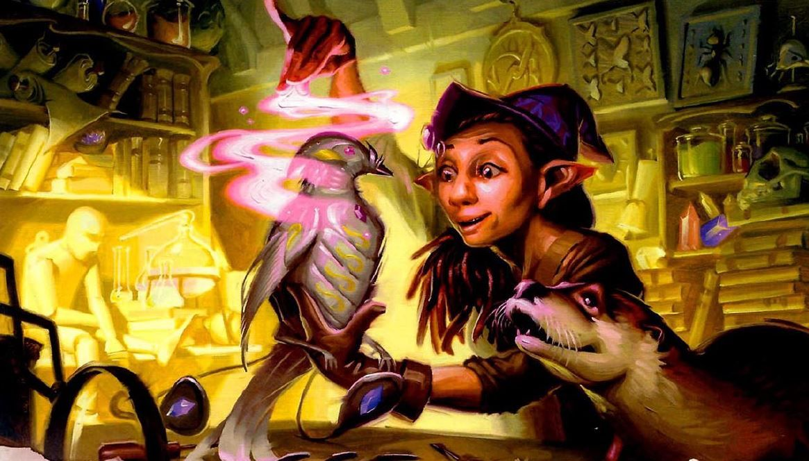mordenkainen's tome of foes gnomes halfling