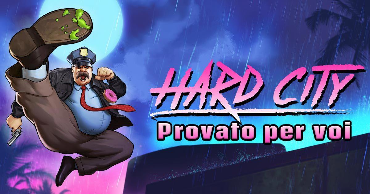 hard city recensione