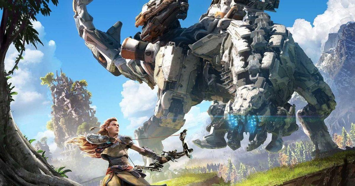 guerrilla games horizon: zero dawn gioco di ruolo