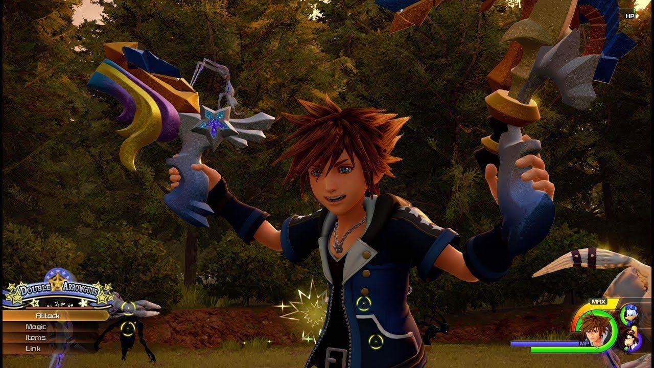 Kingdom Hearts 3 annuncio