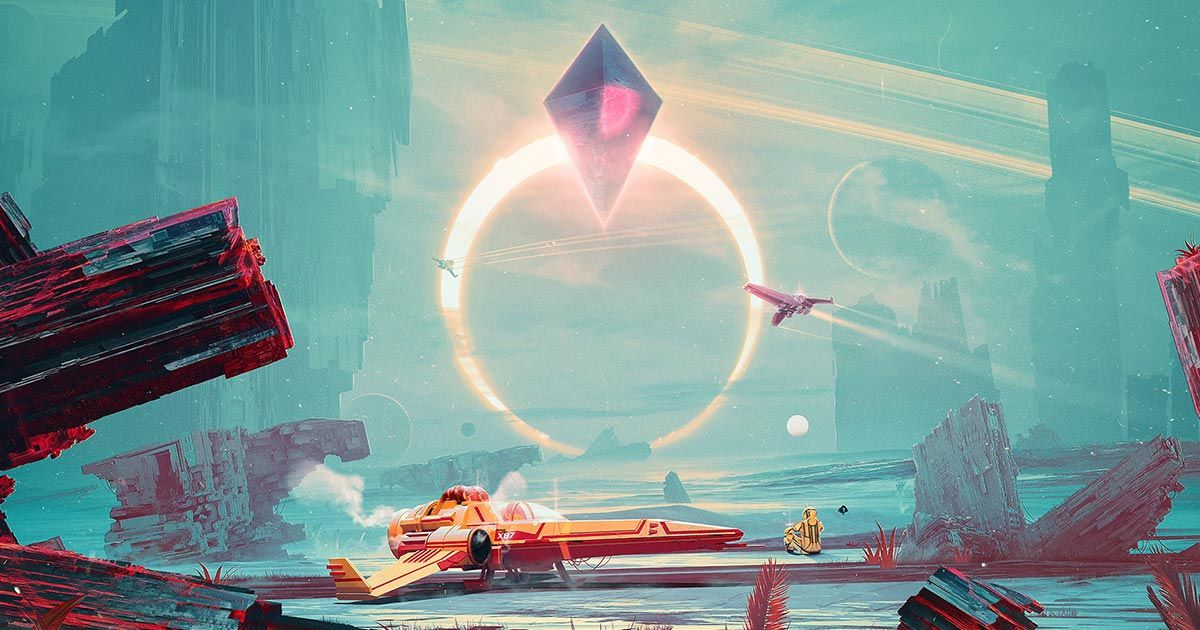 No Man's Sky update next atlas rises