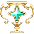 little witch academia trofeo d'oro