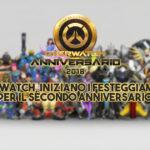 Overwatch, iniziano i festeggiamenti per il secondo anniversario