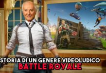 Battle Royale Storia
