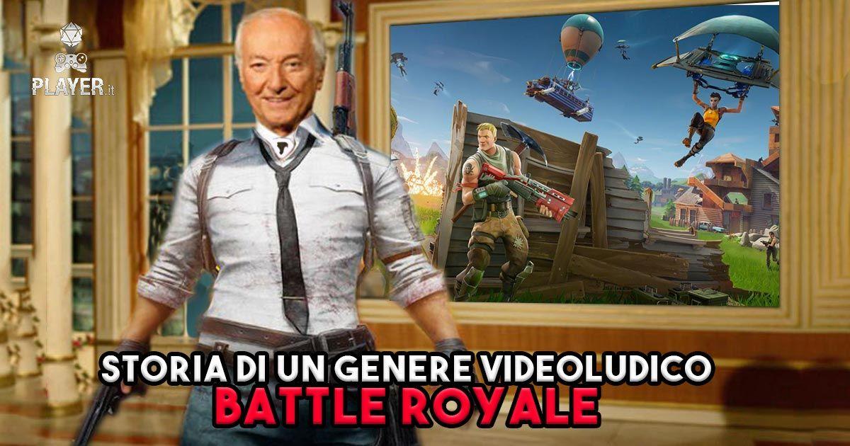 Battle Royale Storia