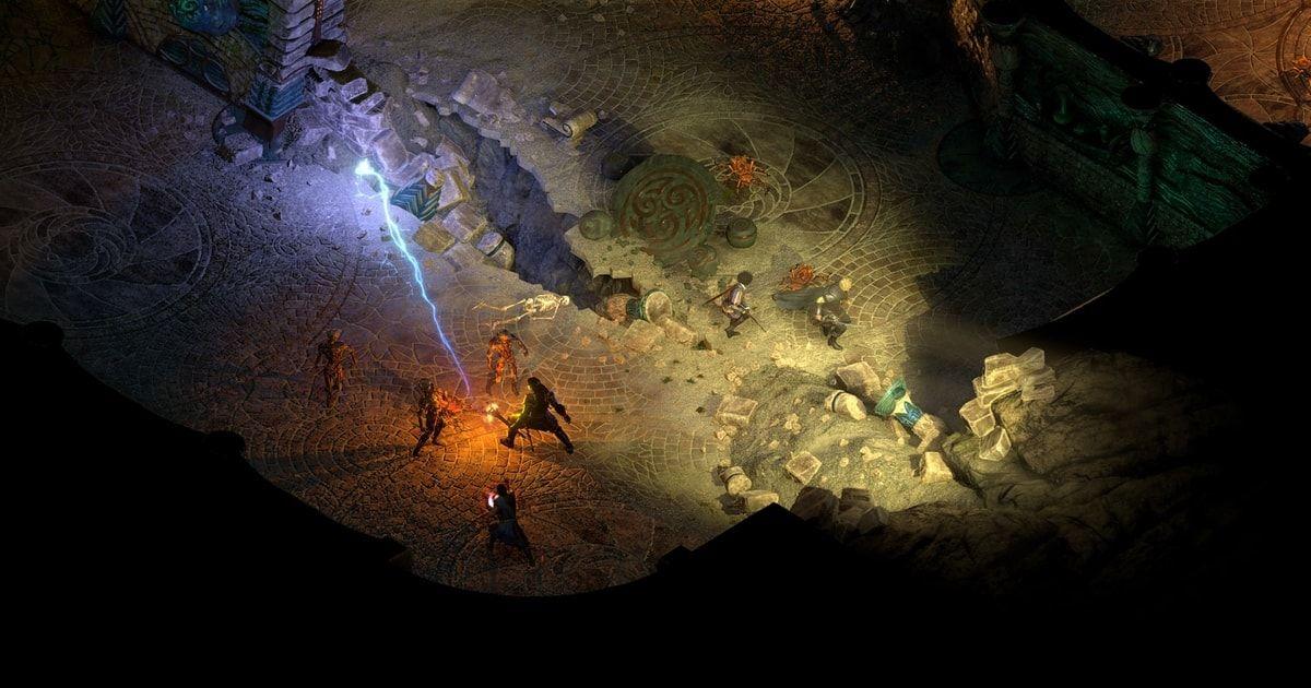 pillars of eternity 2 soluzione