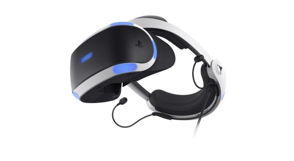 playstation vr occhiali realtà virtuale console