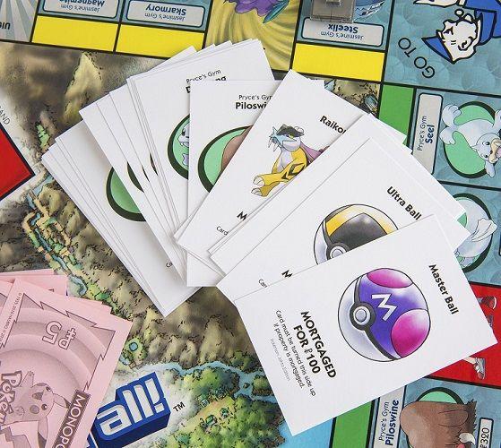 monopoli versione pokemon