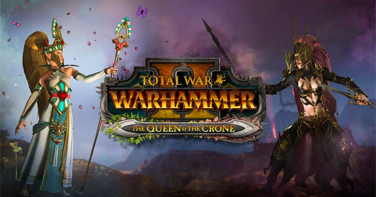 The Queen & The Crone è il nuovo DLC di Total War Warhammer 2