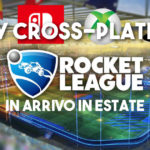 Rocket League, supporto per i party cross-platform in arrivo in estate