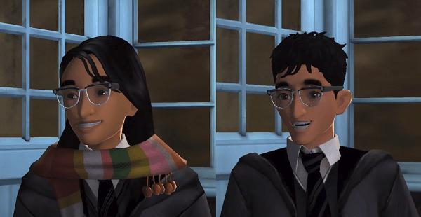 harry potter hogwarts mystery amicizia rowan