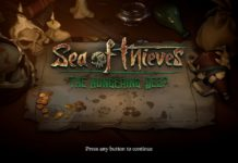 sea of thieves guida the hungering deep