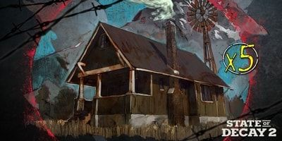 state of decay 2 edifici