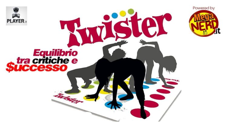 Twister gioco di società