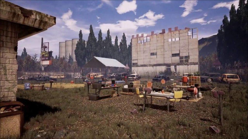 state of decay 2 come costruire il campo base