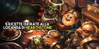 5 ricette ispirate alla Locanda di Hearthstone