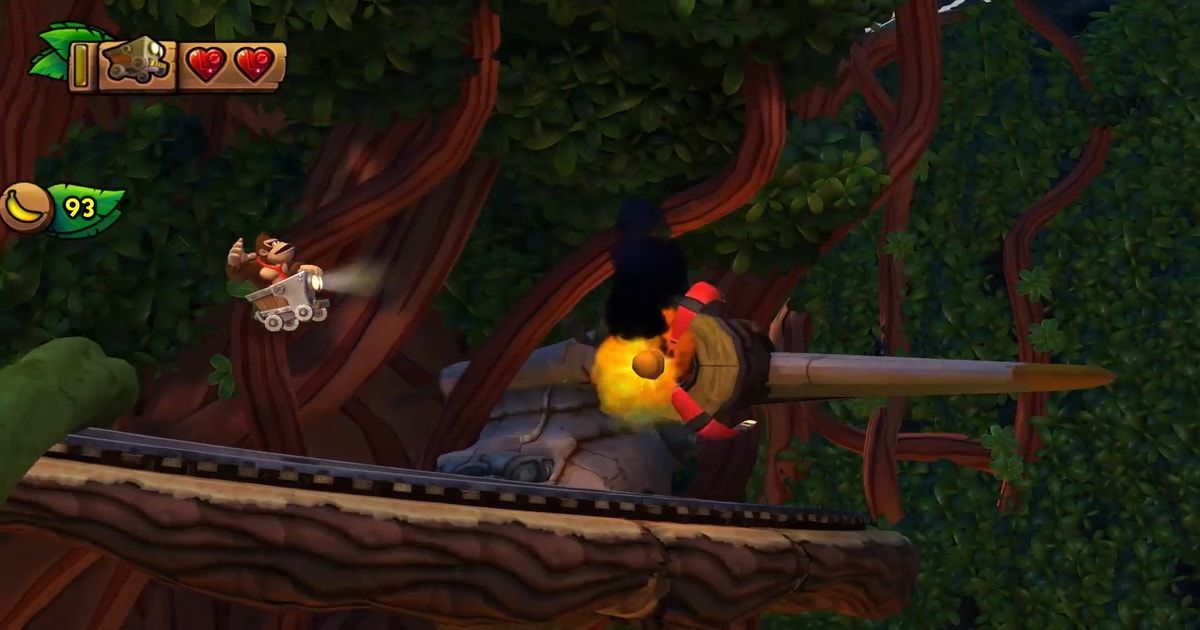 donkey kong country tropical freeze lettere kong