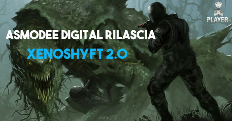 Asmodee Digital rilascia XenoShyft 2.0