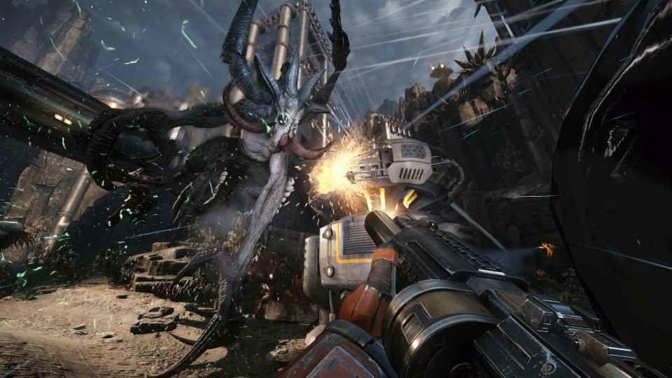 2K Games conferma la chiusura dei server di Evolve