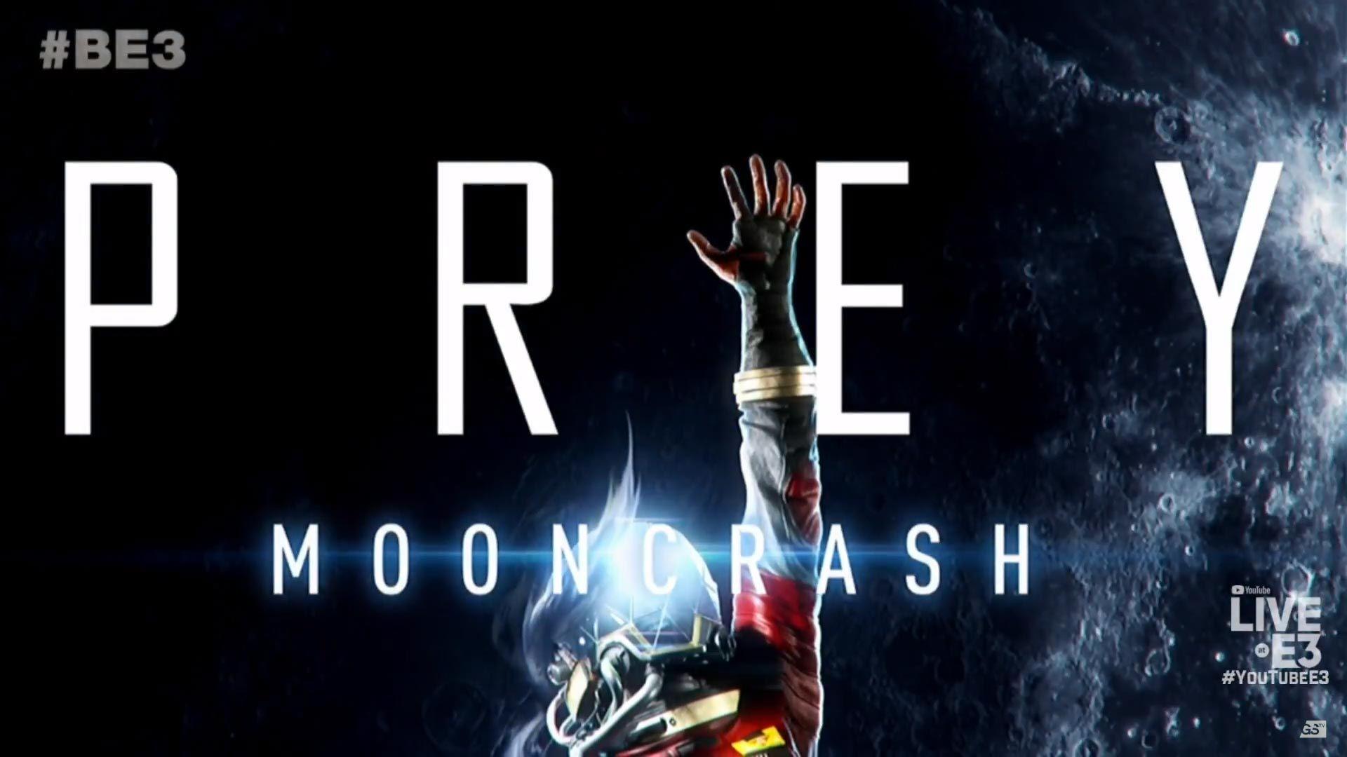 E3 2018 Bethesda - Prey Mooncrash
