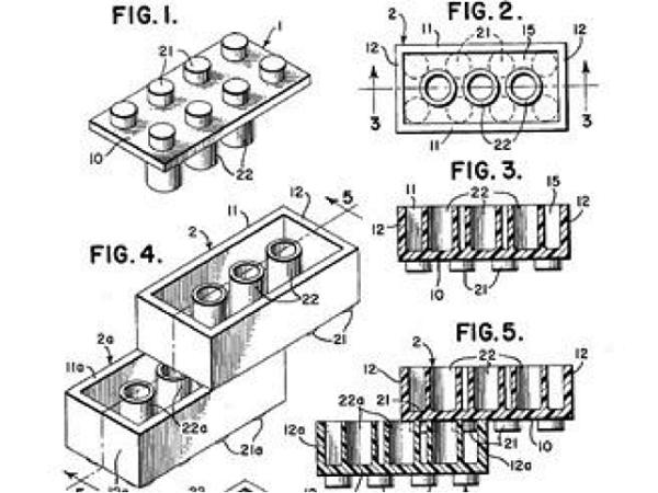progetto mattoncini lego