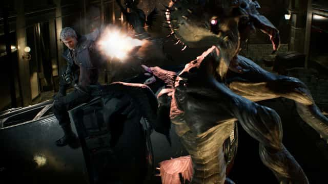 Devil May Cry 5 nero vergil