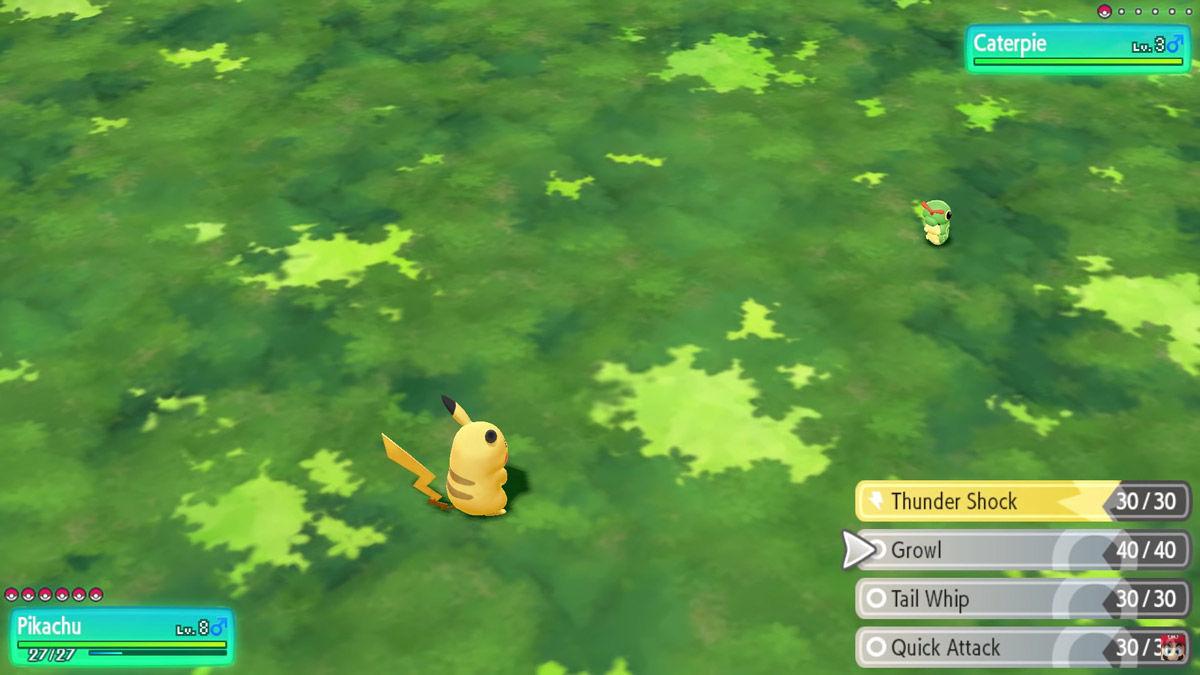 Pokémon - pokemon - pokèmon - leys go- Let's Go - Pikachu - Eevee - Nintendo - E3 - Masuda - battaglia- battle - system