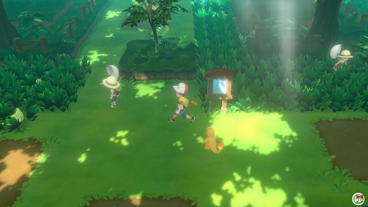 Pokémon - pokemon - pokèmon - leys go- Let's Go - Pikachu - Eevee - Nintendo - E3 - Masuda - Bosco - Smeraldo