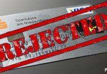Circuito Visa fuori servizio, Carte Visa fuori servizio, crash circuito Visa, carta Visa non funziona