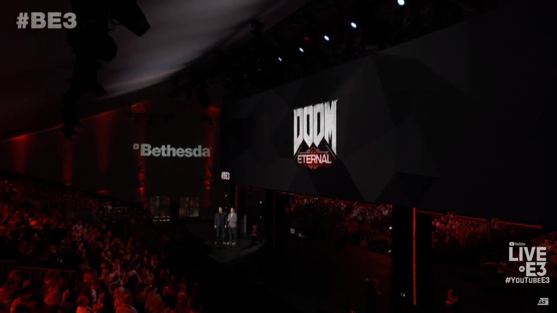 E3 2018 Bethesda - Doom Eternal (1)
