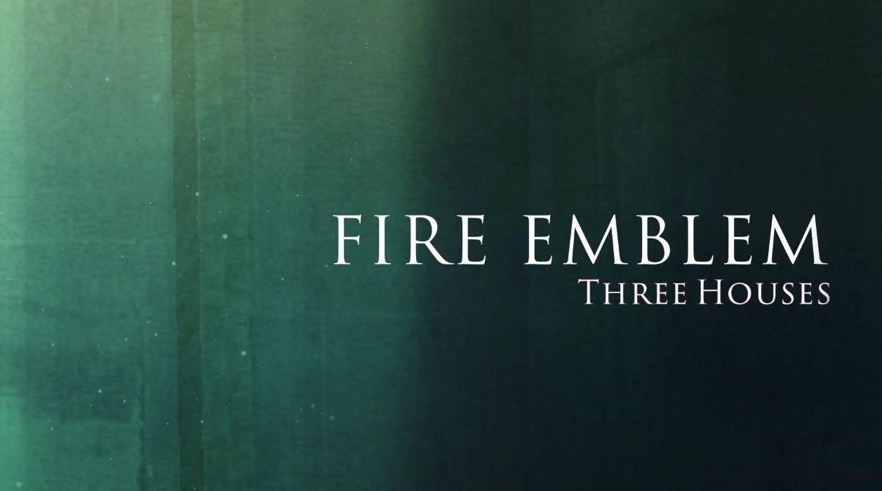fire emblem E3 2018
