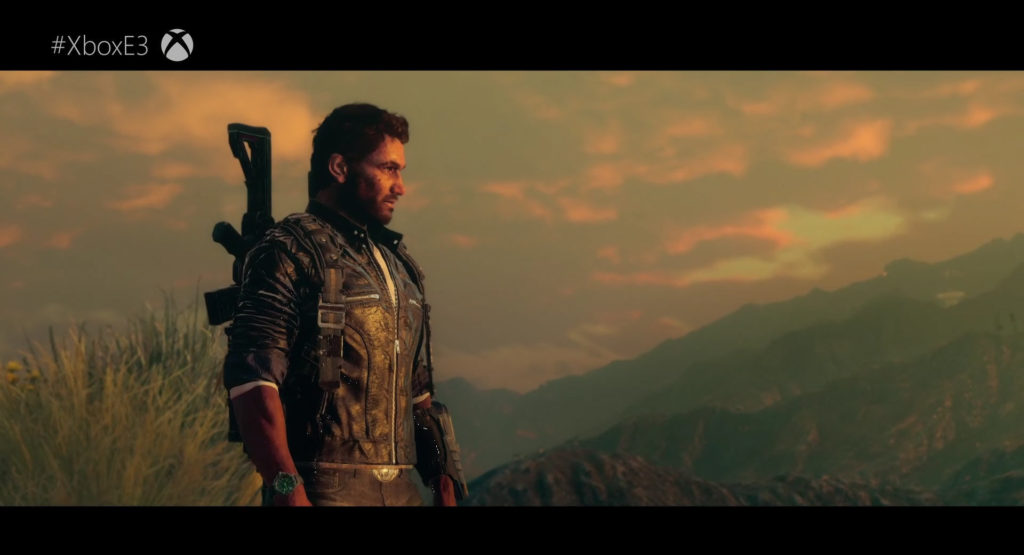 Just cause 4 screenshot E3 2018
