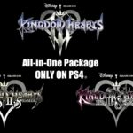 KH e3 2018 Sony collection