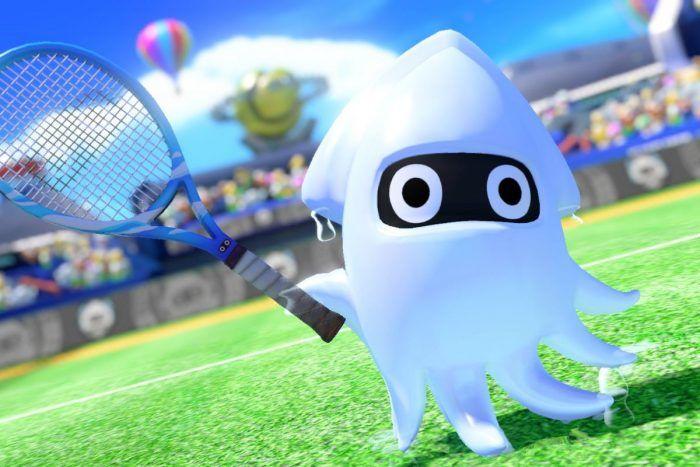 Mario tennis aces sbloccare personaggi online